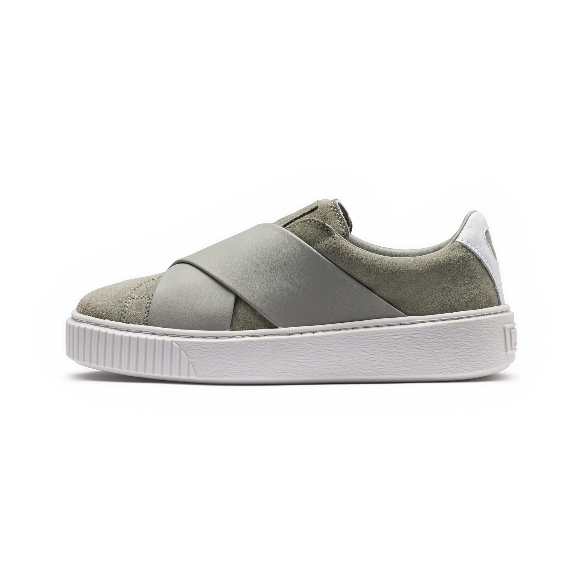 Image Puma Women's Platform X Sneakers #1