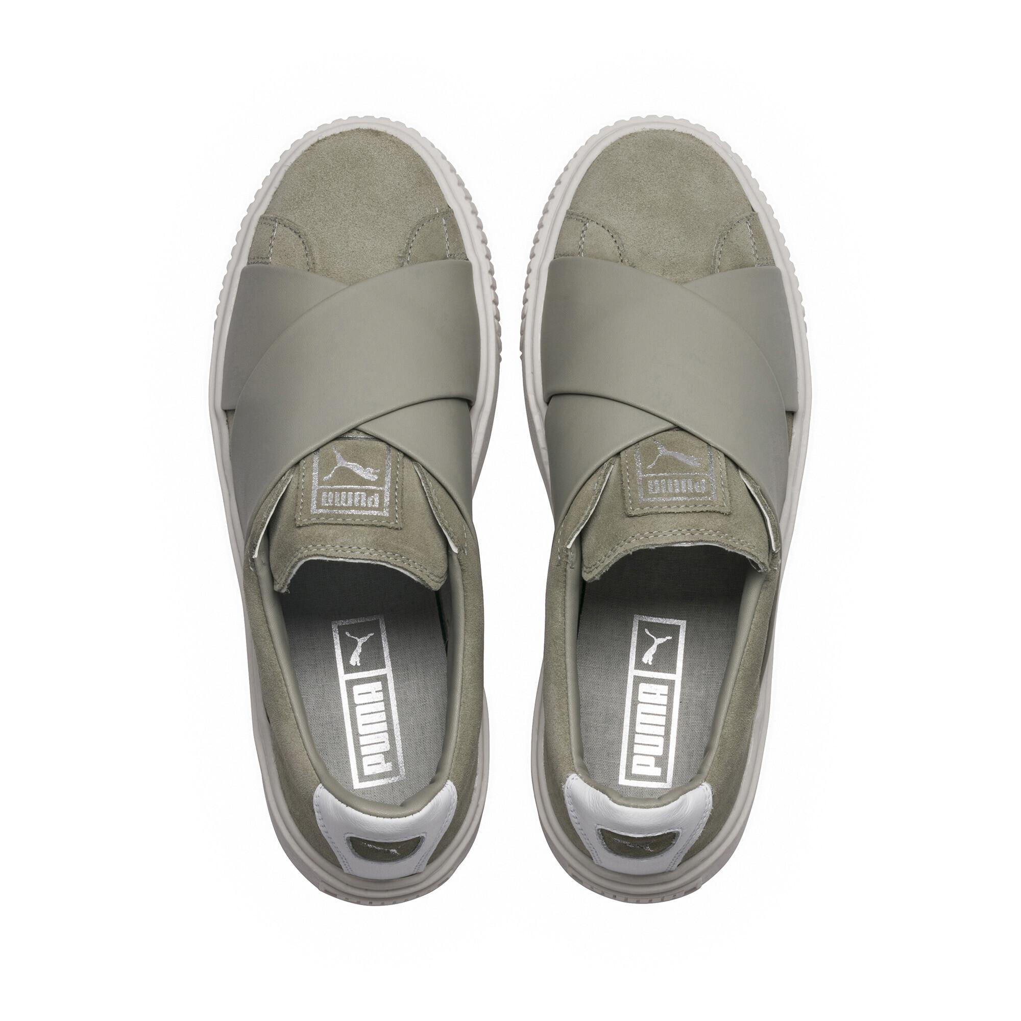 Image Puma Women's Platform X Sneakers #5
