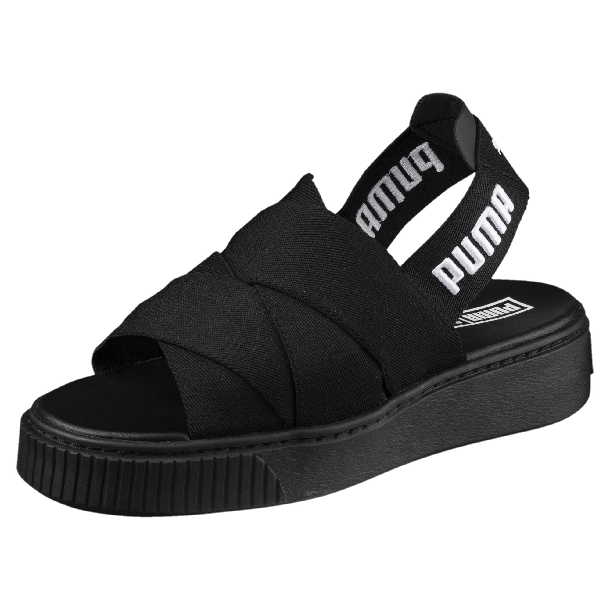0c895565d4 Women's Platform Sandals | 10 - Black | Puma