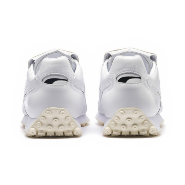 King Avanti Premium Sneakers, Puma White-Puma Team, large