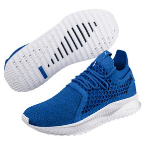 Thumbnail 2 of TSUGI NETFIT v2 evoKNIT Sneaker, Strong Blue-Puma Black-White, medium