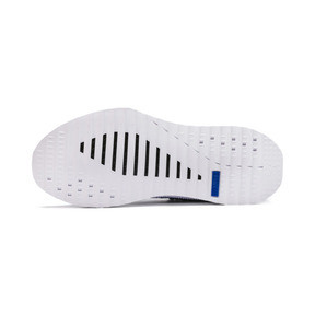 Thumbnail 3 of TSUGI NETFIT v2 evoKNIT Sneaker, Strong Blue-Puma Black-White, medium
