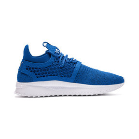 Thumbnail 5 of TSUGI NETFIT v2 evoKNIT Sneaker, Strong Blue-Puma Black-White, medium