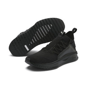 Thumbnail 2 of TSUGI Jun Trainers, Puma Black-Puma Black, medium