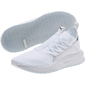 Thumbnail 2 of TSUGI Jun Trainers, Puma White-Puma White, medium