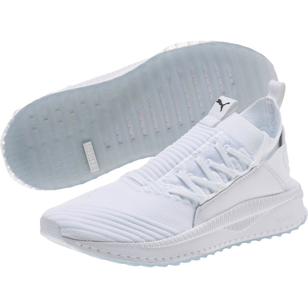TSUGI Jun Trainers, Puma White-Puma White, large