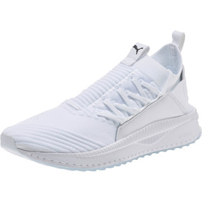 Thumbnail 1 of TSUGI Jun Trainers, Puma White-Puma White, medium