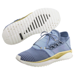 Thumbnail 1 of TSUGI Shinsei evoKNIT Sneakers, Infinity-BlIndigo-WhisWhite, medium