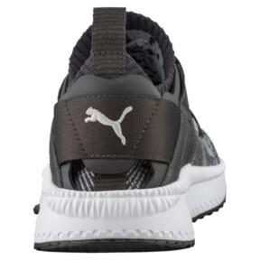 Thumbnail 4 of TSUGI Blaze evoKNIT Weather Forecast Sneakers, Asphalt-Gray Violet-Aquifer, medium