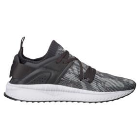 Thumbnail 3 of TSUGI Blaze evoKNIT Weather Forecast Sneakers, Asphalt-Gray Violet-Aquifer, medium