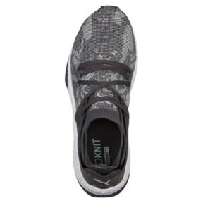 Thumbnail 5 of TSUGI Blaze evoKNIT Weather Forecast Sneakers, Asphalt-Gray Violet-Aquifer, medium