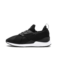 Image Puma Women's Muse Satin Trainers