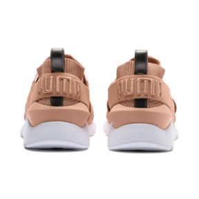 Thumbnail 4 of Muse evoKNIT Women's Trainers, Dusty Coral-Dusty Coral, medium