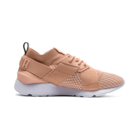 Thumbnail 5 of Muse evoKNIT Women's Trainers, Dusty Coral-Dusty Coral, medium