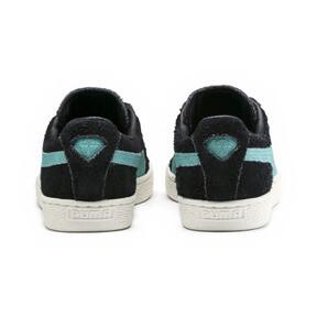 Thumbnail 4 of PUMA x DIAMOND Suede Sneakers, 01, medium