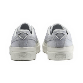 Thumbnail 4 of PUMA x DIAMOND Clyde Sneakers, Glacier Gray-Glacier Gray, medium