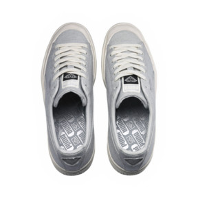 Thumbnail 5 of PUMA x DIAMOND Clyde Sneakers, Glacier Gray-Glacier Gray, medium