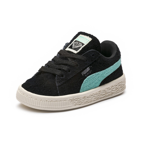 e5ba168f70 PUMA x DIAMOND Suede Toddler Shoes