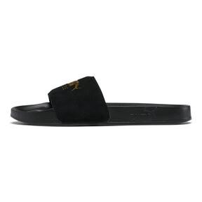Suede Leadcat Sandals