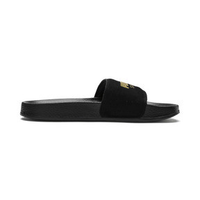 Thumbnail 5 of Leadcat Suede, Puma Black-Puma Team Gold, medium