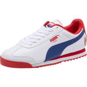 Thumbnail 1 of Roma Basic CDG Men's Sneakers, White-Limoges-High Risk Red, medium