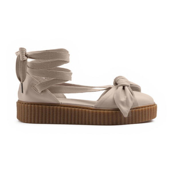 Bow Creeper Sandals