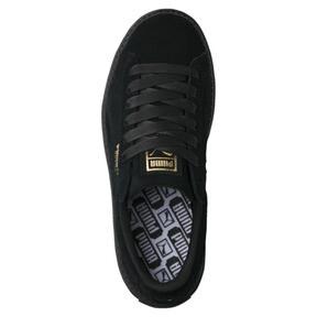 Thumbnail 5 of Platform Trace Women's Sneakers, Puma Black-Puma Black, medium