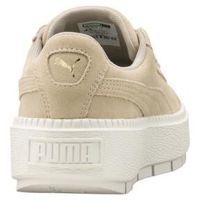 12488f8a81 Thumbnail 4 of Platform Trace Women's Sneakers, Safari-Marshmallow, medium