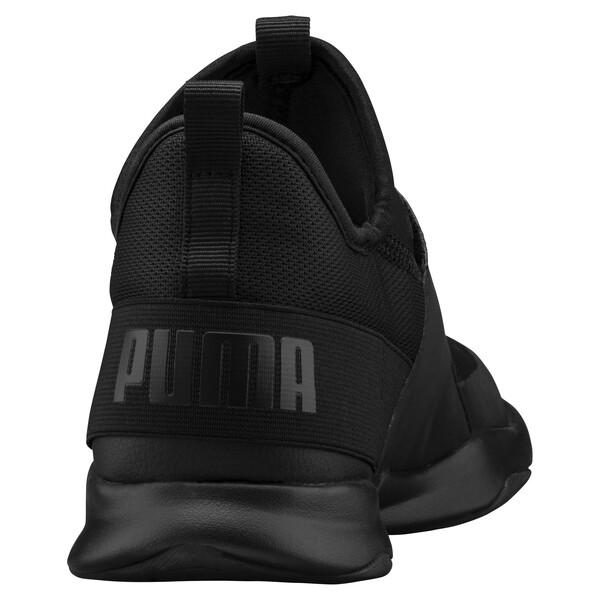 1380631940f27e Damskie buty sportowe Dare Trainer, Puma Black-Puma Black, obszerny