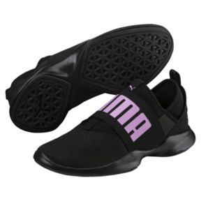 Thumbnail 2 of Dare Women's Sneakers, Puma Black-Orchid, medium