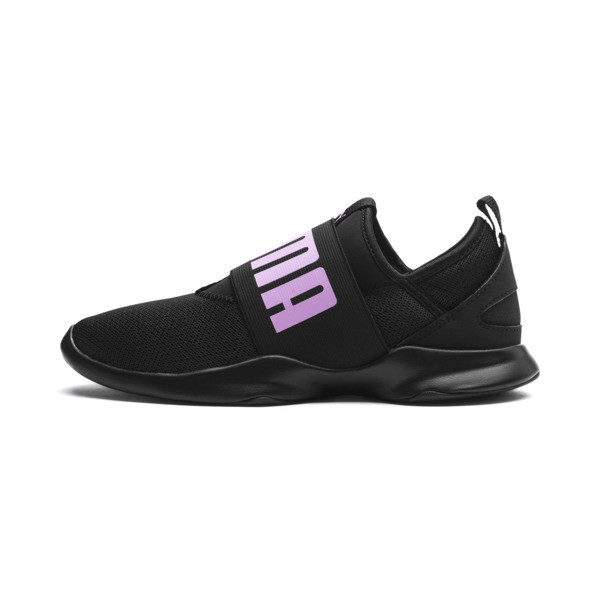 Dare Women's Sneakers, Puma Black-Orchid, large