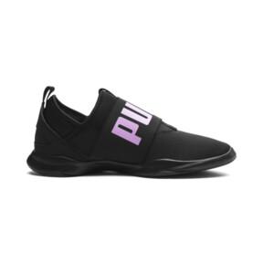 Thumbnail 5 of Dare Women's Sneakers, Puma Black-Orchid, medium
