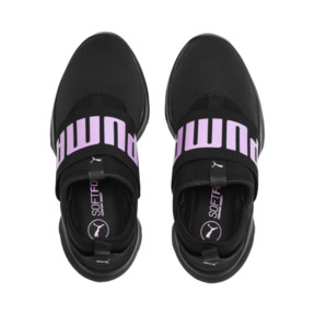 Thumbnail 6 of Dare Women's Sneakers, Puma Black-Orchid, medium