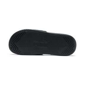 Thumbnail 3 of Popcat Youth Sandal, Puma Black-Puma White, medium