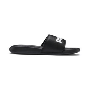 Thumbnail 5 of Popcat Youth Sandal, Puma Black-Puma White, medium