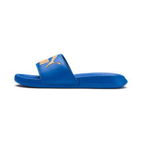 Thumbnail 1 of Chaussure de bain Popcat pour enfant, Indigo Bunting-Orange Pop, medium
