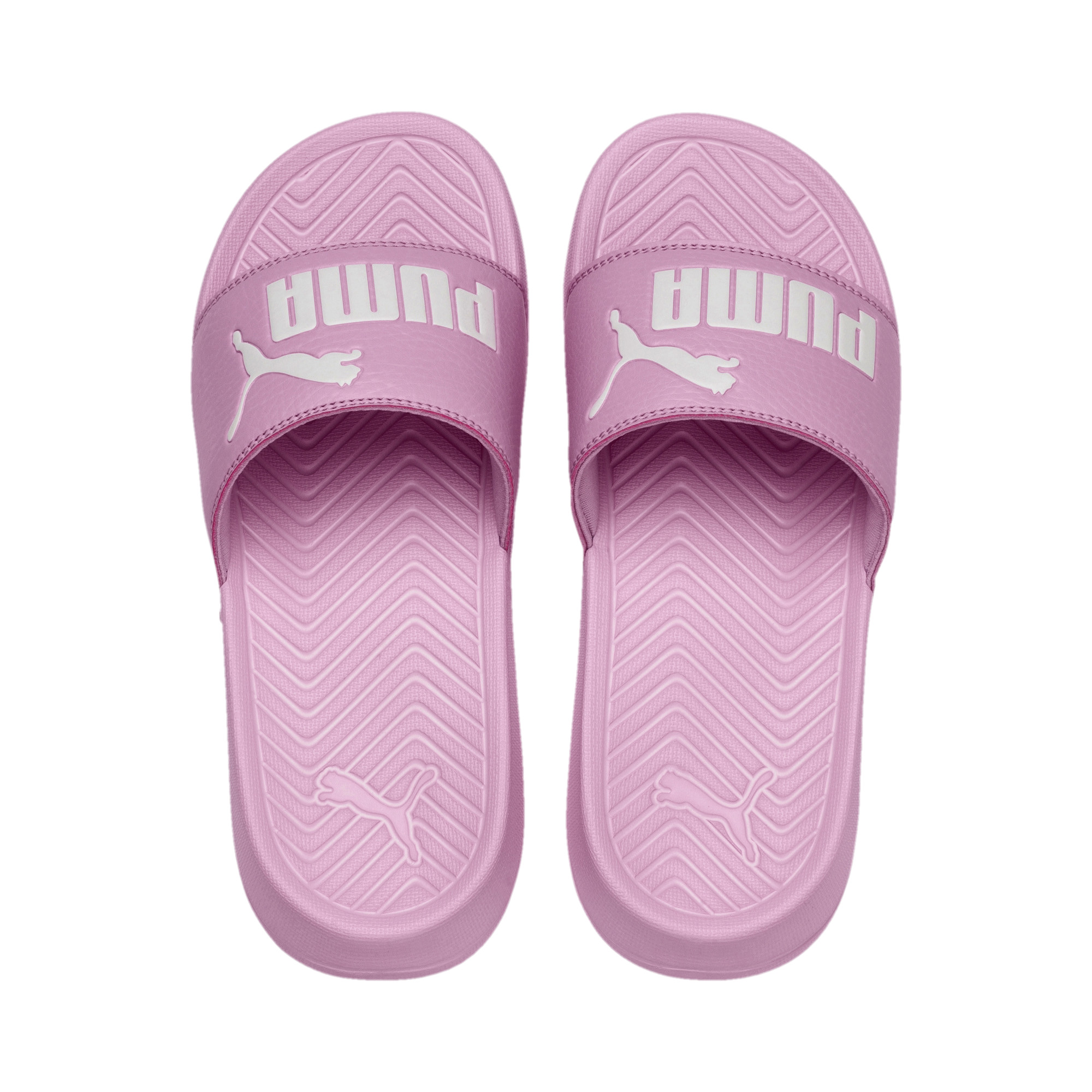 Image Puma Popcat Youth Slides #6