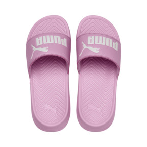 Thumbnail 6 of Popcat Youth Sandal, Pale Pink-Puma White, medium
