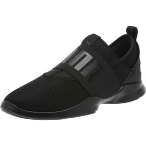 Thumbnail 1 of Dare Women's Slip-On Sneakers, Puma Black-Puma Black, medium
