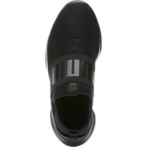 Thumbnail 5 of Dare Women's Slip-On Sneakers, Puma Black-Puma Black, medium