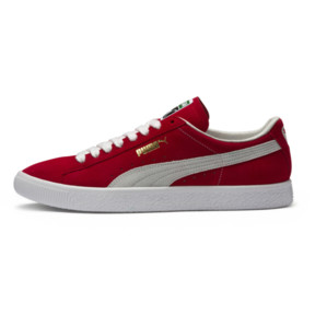 Thumbnail 6 of Suede 90681 Trainers, Ribbon Red-Puma White, medium