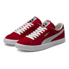 Thumbnail 2 of Suede 90681 Trainers, Ribbon Red-Puma White, medium