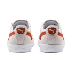 Thumbnail 4 of Suede 90681 Trainers, Whisper Wht-Orange.com- Wht, medium