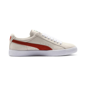 Thumbnail 5 of Suede 90681 Trainers, Whisper Wht-Orange.com- Wht, medium