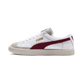 Thumbnail 1 van Basket 90680-sneakers, Puma White-Pomegranate, medium