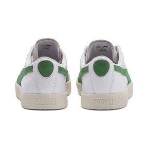 Thumbnail 3 van Basket 90680-sneakers, Puma White-Amazon Green, medium