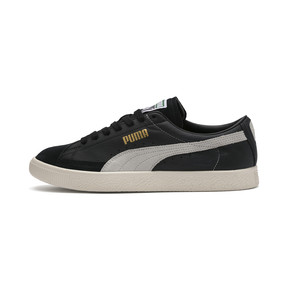 Thumbnail 1 of Basket 90680 Trainers, Puma Black-Puma White, medium