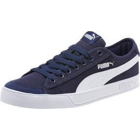 Thumbnail 1 of Smash V2 Vulc CV Men's Sneakers, Peacoat-Puma White, medium
