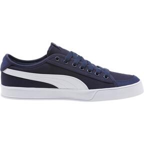 Thumbnail 3 of Smash V2 Vulc CV Men's Sneakers, Peacoat-Puma White, medium