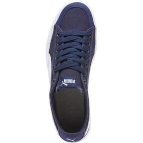 Thumbnail 5 of Smash V2 Vulc CV Men's Sneakers, Peacoat-Puma White, medium